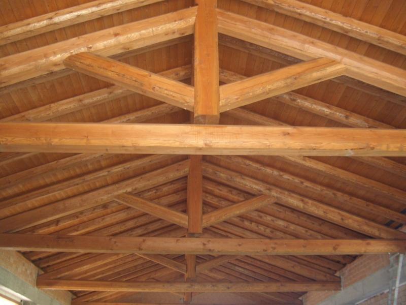 Travi In Legno Per Soffitto Prezzi: Travi in legno lamellare prezzi le costo....