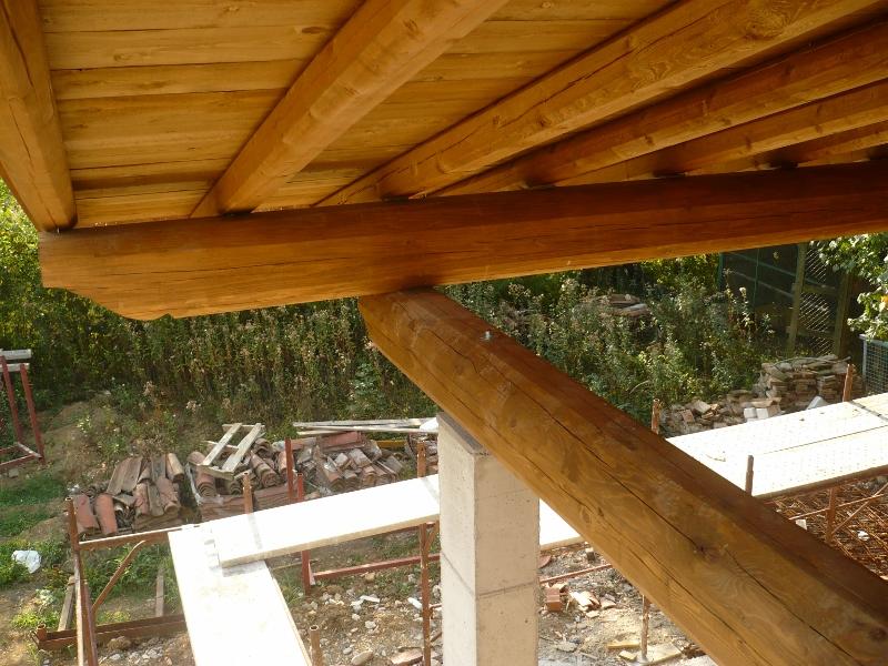 Costo Travi In Legno Per Soffitto : Travi uso trieste in legno trentino vender legnami srl